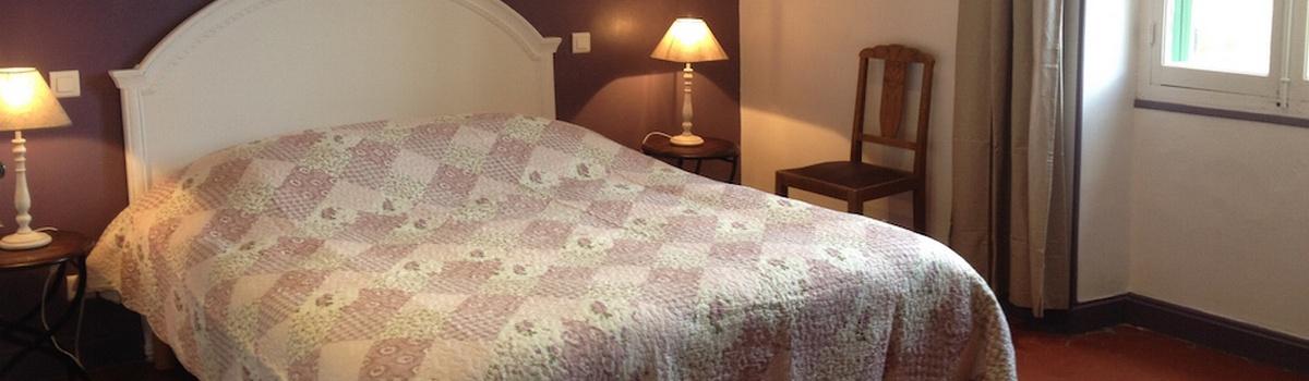 The Grape Guestroom