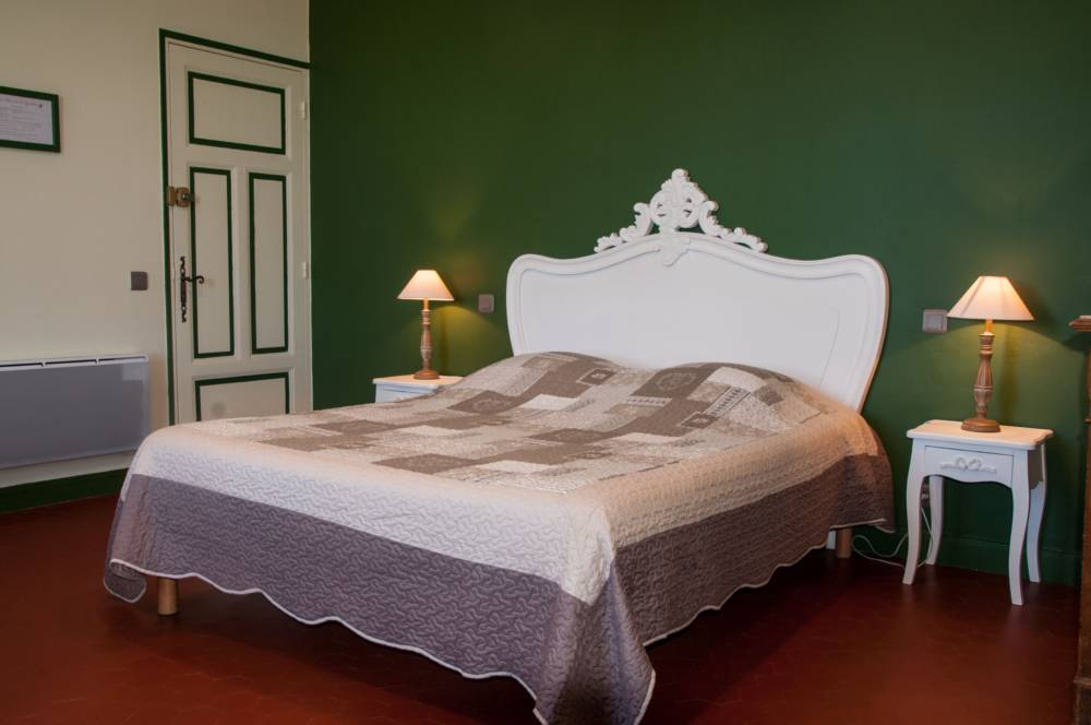 The Olive Guestroom