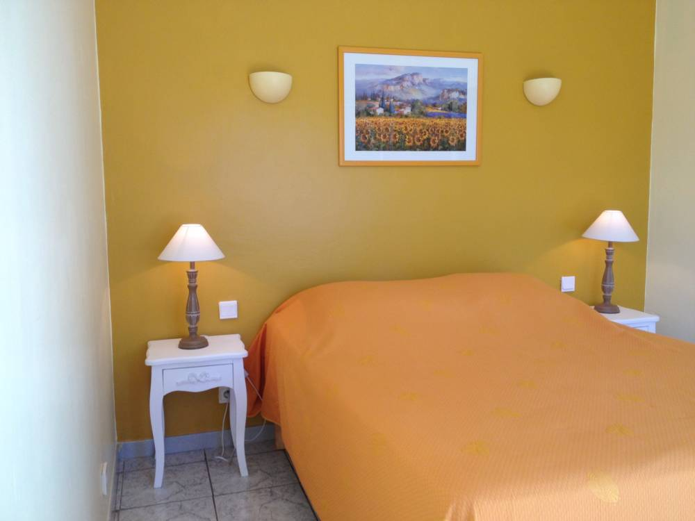 The Sunflower Guestroom