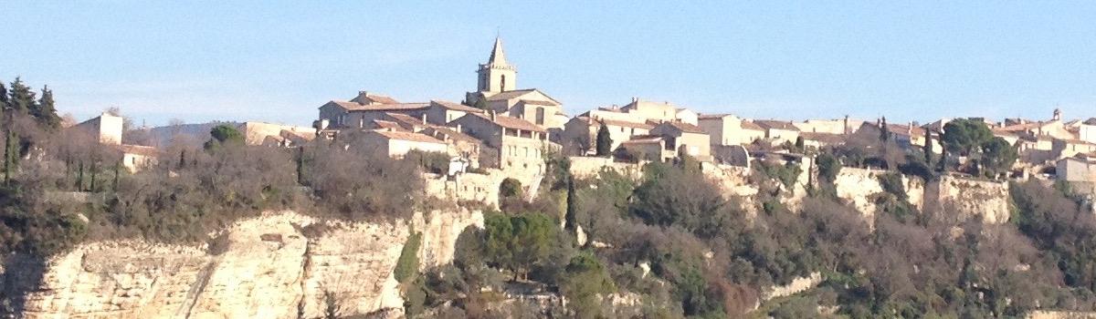 Le Village de Venasque